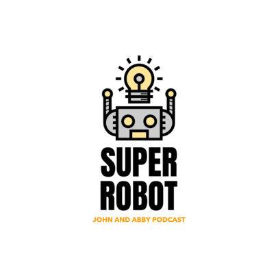 Twitch Robot Logo Maker 1459a