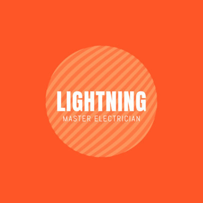 Logo Template for Master Electricians 1478d