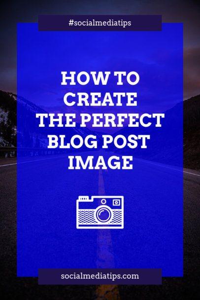 Pinterest Post Maker for a Tutorial 659a