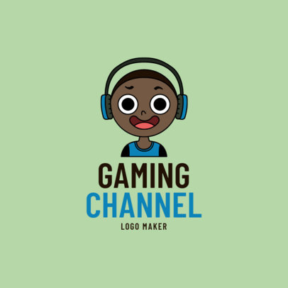 Twitch Avatar Maker for a Gaming Channel 1458c