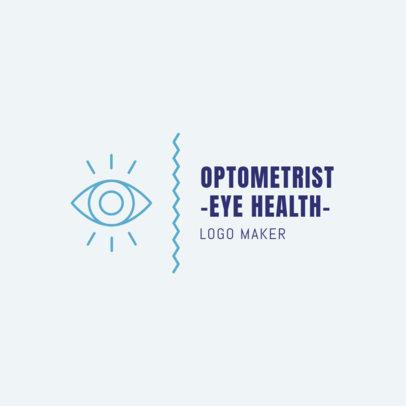 Optometry Online Logo Maker  1495