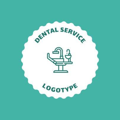 Dental Service Pro Logo Maker 1486e