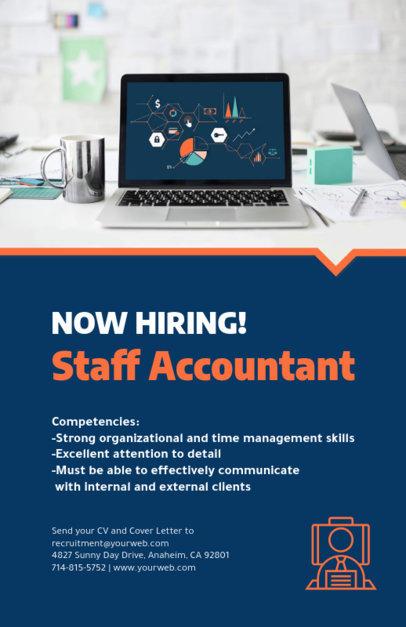 placeit job fair flyer template
