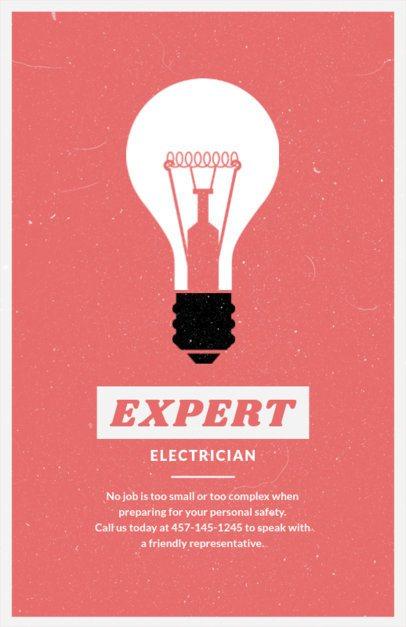 Flyer Creator for Expert Electrician 711e