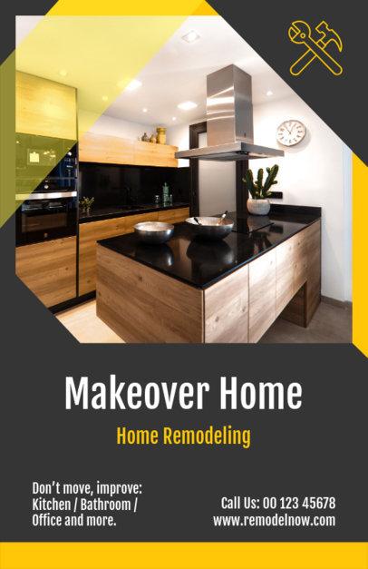 Home Remodeling Flyer Maker 733