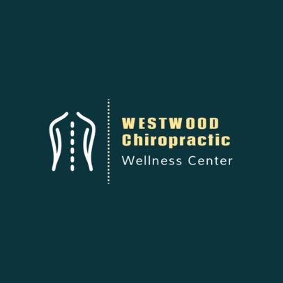 Chiropractic Logo Creator 1492d