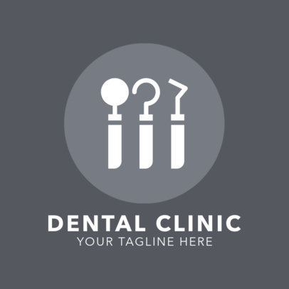 Logo Maker for a Dental Clinic 1489c