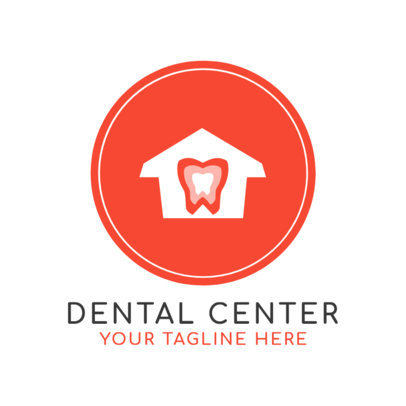 Dental Center Logo Maker 1489d