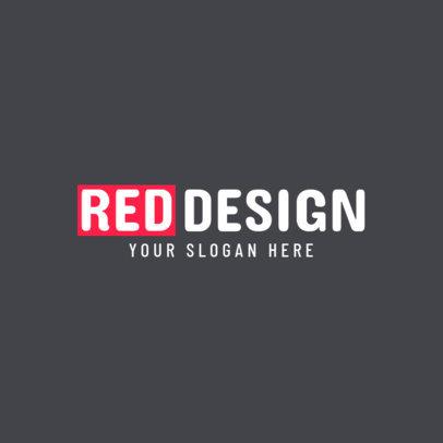 Architectural Design Logo Maker 1263b