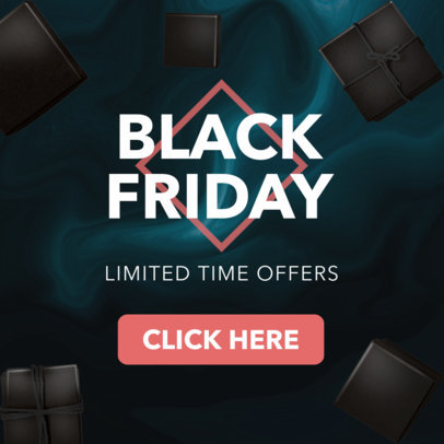 Black Friday Offers Ad Creator 750