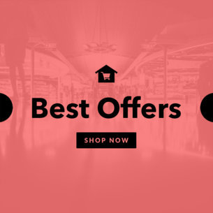 Ad Banner Template for Offers 746e
