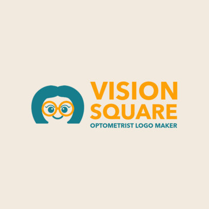 Optometry Care Clinic Logo Template 1514c