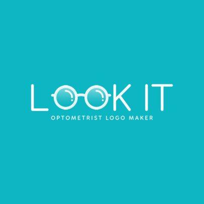 Logo Maker for Doctors of Optometry 1496b