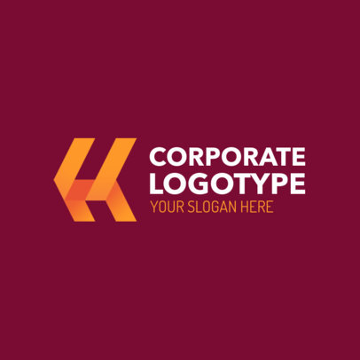 Company Logo Maker for a Corporate Logotype 1521c