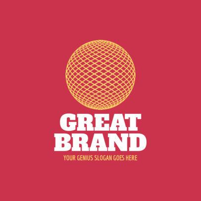 Corporate Logo Maker with a Creative Icon 1518e
