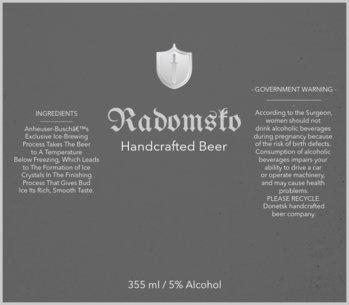 Minimalist Craft Beer Label Design Maker 772c