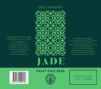 Craft Beer Label Maker with a Pattern Design 773d