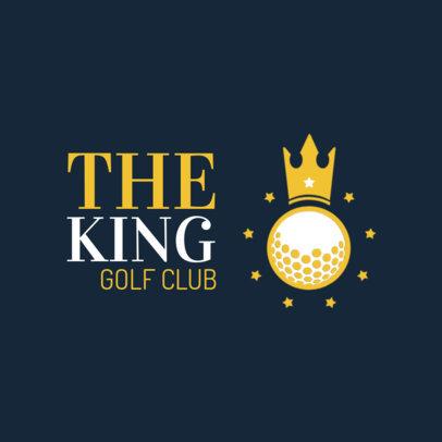 Golf Logo Generator for a Golf Club 1558d