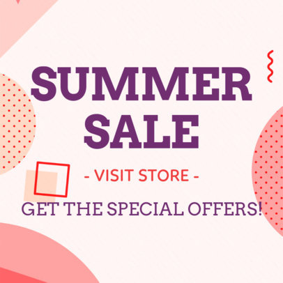 Summer Sale Online Banner Maker 278b