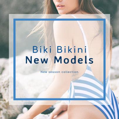 Bikini Store Social Media Image Maker 368d