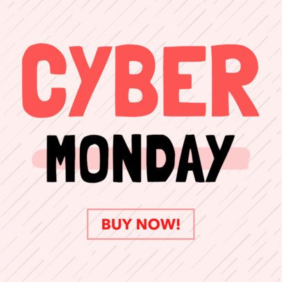 Cyber Monday Ad Maker 743b