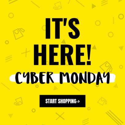 Cyber Monday Ad Creator 743e