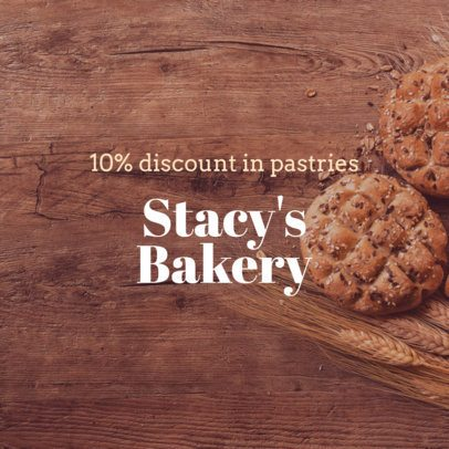 Online Banner Maker with Baguette Image 378a