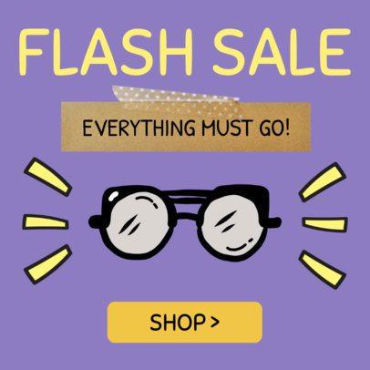 Banner Maker for Eyewear Discounts 536e