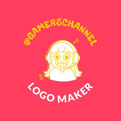 Twitch Logo Maker for a Cool Gaming Channel 1636b