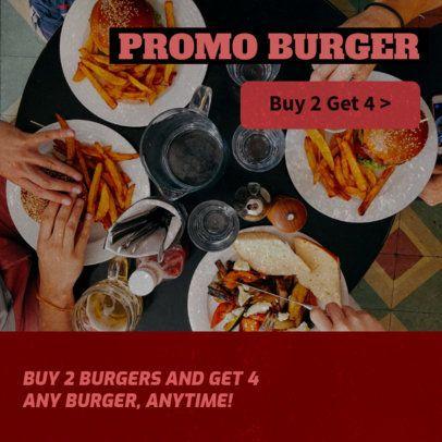 Banner Maker for Restaurant Promotions 372e