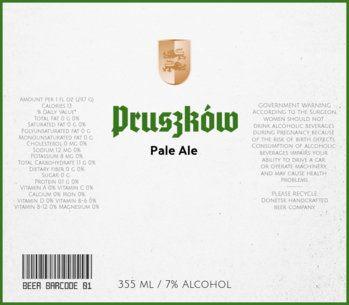 Polish Beer Label Maker 772b
