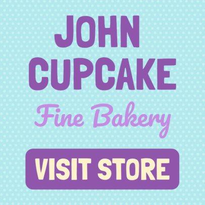 Online Banner Maker for Gourmet Bakeries 374d