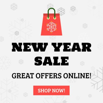 Online Banner Maker for New Year's Offers 785f