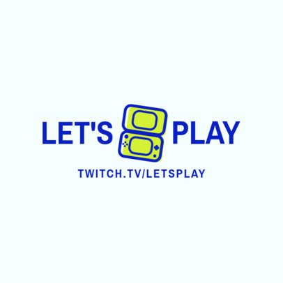 Twitch Logo Maker for Twitch Game Streaming Channels 1637e
