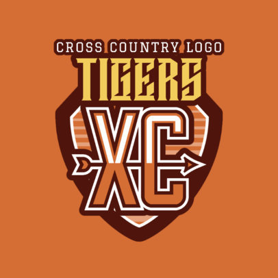 Cross-Country Logo Maker for Cross Country Logos 1567e