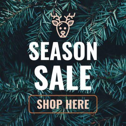 Christmas Banner Maker for a Season Sale 788a