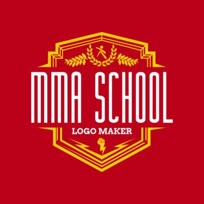MMA Logo Maker 1607c