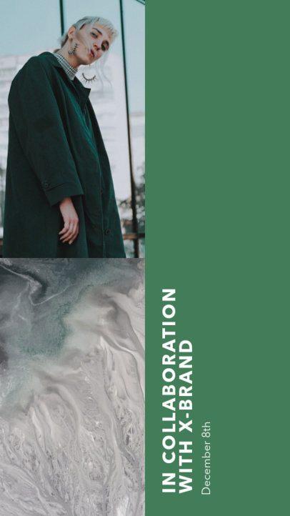 Clothing Brand Insta Story Design Template 969b
