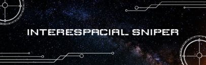 Twitch Banner Design Template with Milky Way Background 1036c