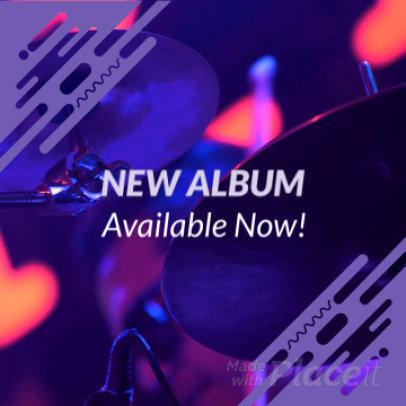 Offer Slideshow Video Maker for a Music Promo Video 807d 985