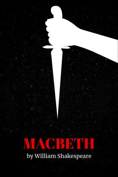 Suspenseful Movie Theater Poster Template 15e