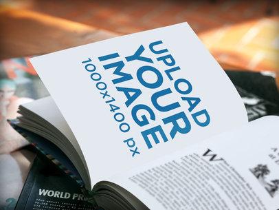 Book Mockup Generator