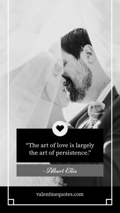 Romantic Instagram Story Maker for Valentine's Day 1045a