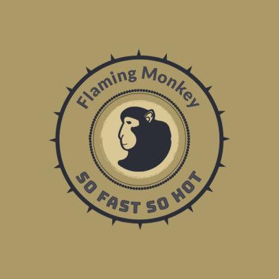 Chinese Food Restaurant Logo Maker 1665a