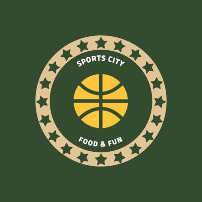 Bar Logo Maker for a Sports Themed Bar 1686c