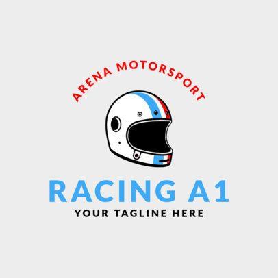 Racing Logo Maker 1647