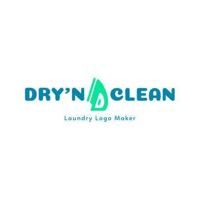 Laundry Logo Maker 1776