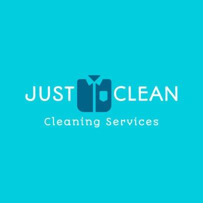 Dry Cleaning Logo Maker 1776b