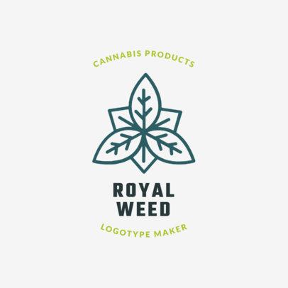 Weed Logo Creator 1779d