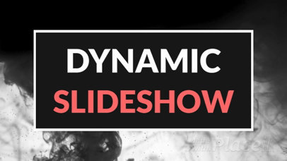 Slideshow Maker with Dynamic Text Animations 1252